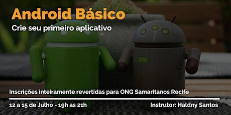 Android Básico - Crie seu primeiro aplicativo bilhetes