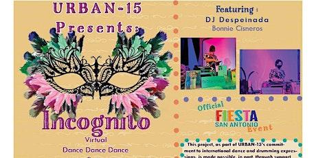 INCOGNITO: Fiesta's Dance Dance Dance Party tickets