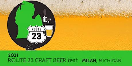 Route 23 Craft Beer Walk 2021 tickets