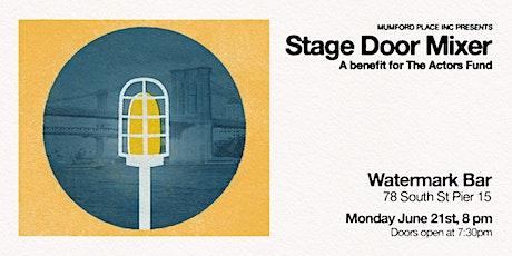 Stage Door Mixer tickets
