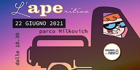 L'aperitivo | Programmers in Padua biglietti