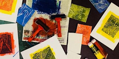 Love Shrewsbury Community Art Printing Workshop tickets