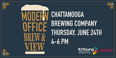 RJ Young Modern Office Brew and View tickets