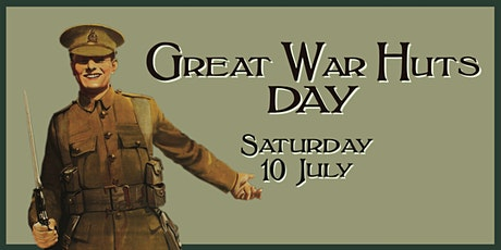 Great War Huts Day tickets
