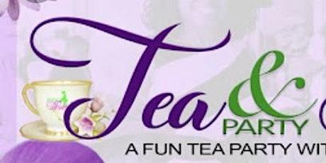 Tea & Paint Party tickets