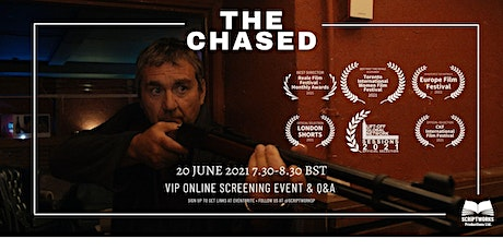 The Chased VIP Online Screening Event tickets