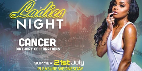 Ladies Night @ Pleasure Wednesday Cancer Bash tickets