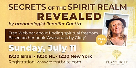 Secrets of the Spirit Realm Revealed tickets