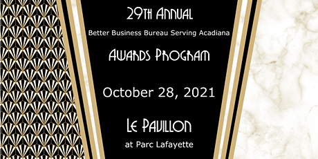 29th Annual Awards Program tickets
