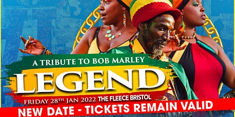 Legend: A Tribute to Bob Marley tickets
