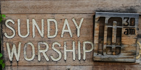 In Person Sunday Service tickets