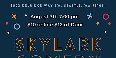 Skylark Comedy Night tickets