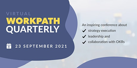 Workpath Quarterly Q3/21 tickets
