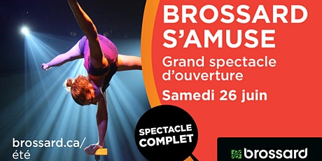 Grand spectacle d'ouverture tickets