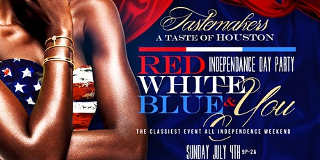 TasteMakers Taste of Houston Independence Day Party tickets