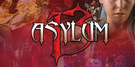 Asylum 13 Dark Beats Dancy Party tickets