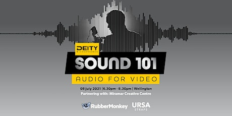 Sound 101: Audio for Video tickets
