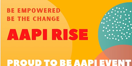 AAPI Rise tickets