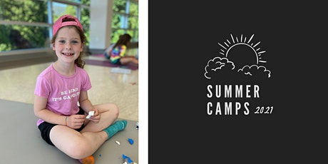 mini-grit summer camp: 7-9yrs / July 26-30 / 1-3pm tickets
