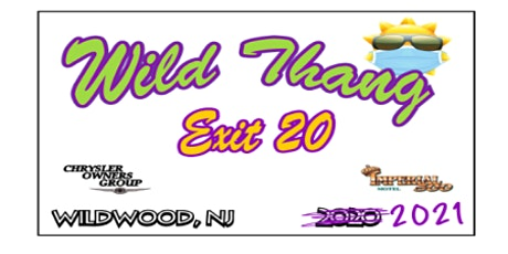 "Wild Thang 20 ""Take 2"" tickets"