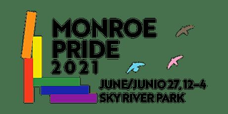 Monroe PRIDE 2021 tickets
