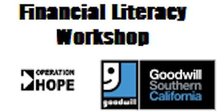 Free Virtual Financial Literacy Informational Workshop tickets