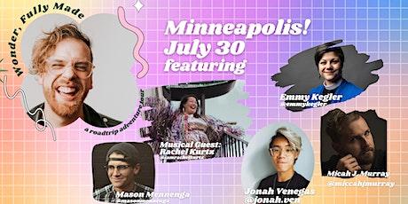 Wonder, Fully Made: Minneapolis! tickets
