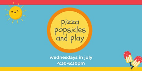 Pizza, Popsicles & Play! tickets