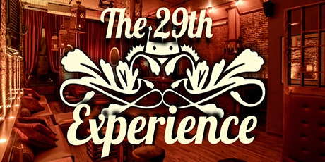 The 29th experience tickets