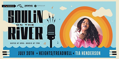 Soulin' on the River ft Tia Henderson tickets
