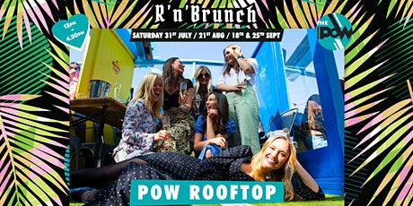 R'N'BRUNCH X ROOFTOP PARTY tickets