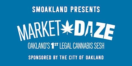 Smoakland Market Daze tickets