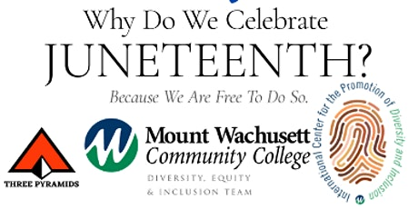 Celebrating Massachusetts's Juneteenth Independence Day Holiday! tickets