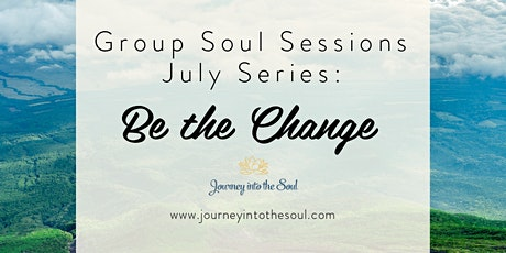 Journey into the Soul - Group Soul Sessions tickets