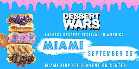Dessert Wars Miami tickets