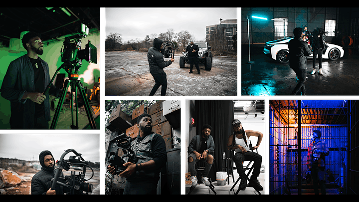 Music Video Production with Chrystopher Rhodes image