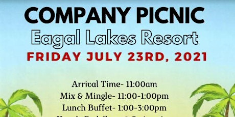 Day at the Lake tickets