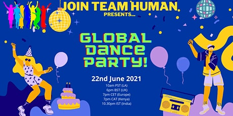 GLOBAL DANCE PARTY!! tickets