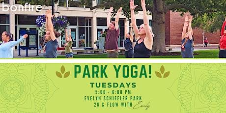 Park Yoga at Evelyn Schiffler Park: Beaverton, OR tickets
