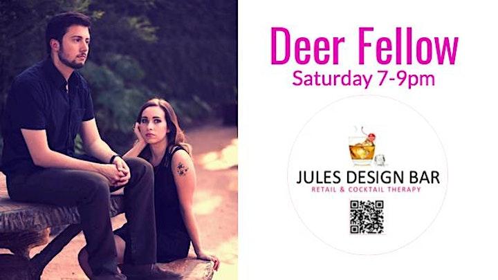 Live Music at Jules Design Bar image