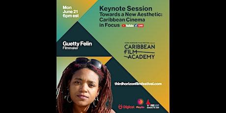 Towards a New Aesthetic:  Caribbean Cinema in Focus tickets