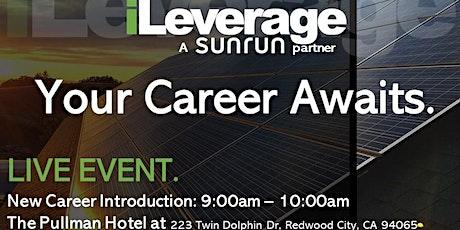 iLEVERAGE - SOLAR CAREER & TRAINING SUMMIT tickets