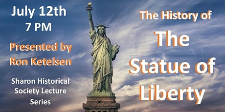 The History of The Statue of Liberty tickets