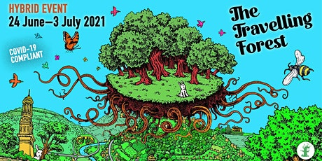Online Talk   Toby Thompson & Slam Out Loud   Forest of Imagination 21 tickets
