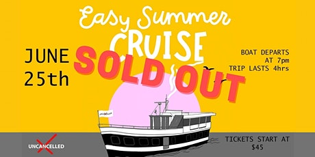Easy Summer Cruise tickets