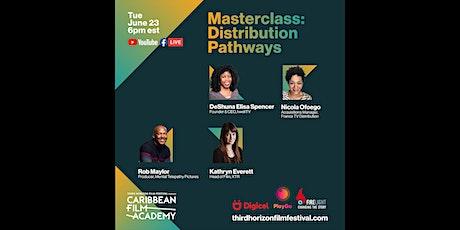 Masterclass:  Distribution pathways tickets