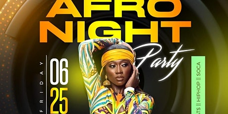 AFRO NIGHT tickets