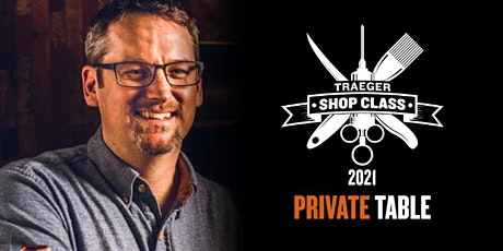 Traeger Cocktail Master Class  With Casey Metzger of Top Shelf tickets