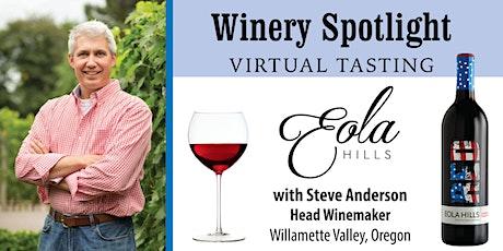 Eola Hills Wine Tasting tickets