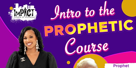 Introduction to Prophecy & the Prophetic tickets